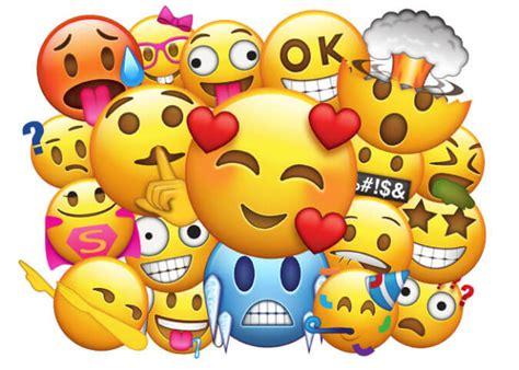 imagenes con emojis emojis nuevos llegar 225 n este a 241 o contramuro noticias en