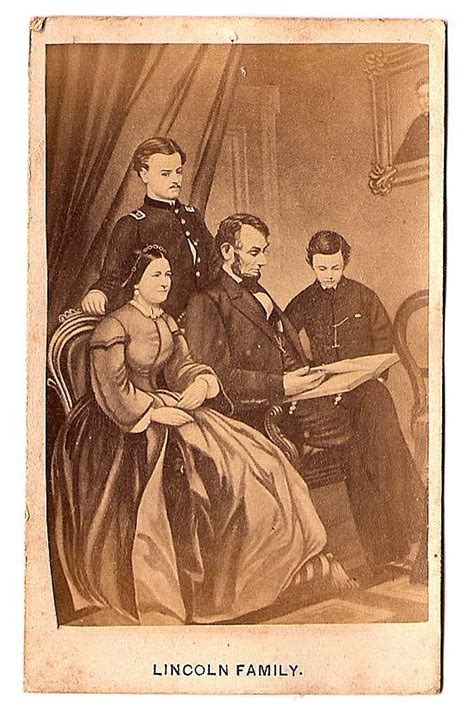 family lincoln lincoln family abraham lincoln reading