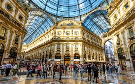 best shops in milan world s best cities for shopping travel leisure
