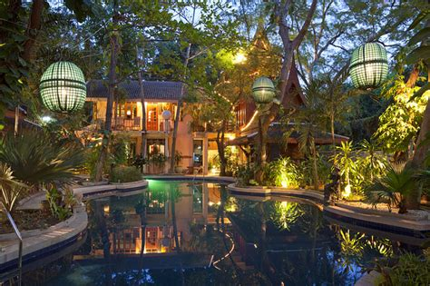 a jungle house in thailand asia wsj
