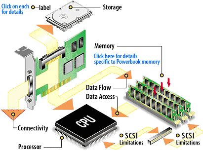 diagram of computer hardware computer hardware