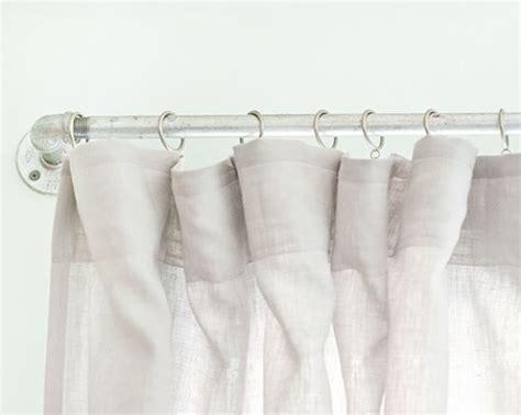 diy curtain rails 1000 ideas about diy curtain poles on pinterest diy