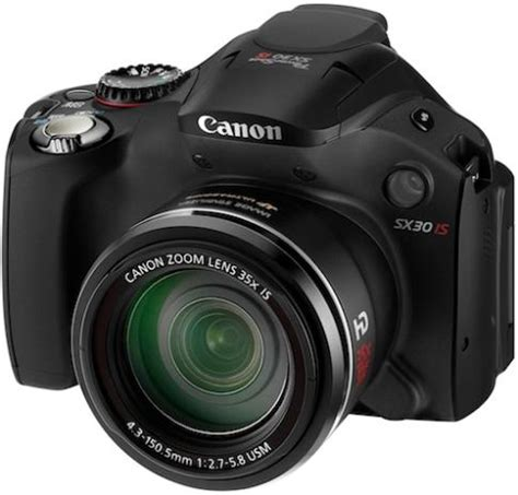 canon powershot sx30 is digital camera announced; offers