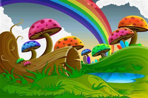 colorful cartoon wallpaper free vectors download free vector art free vector graphics