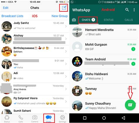 tutorial whatsapp viewer how to view contacts list in new whatsapp update on