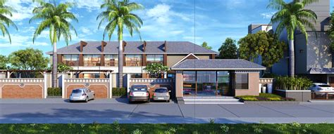 4 bhk villa in 1850 sq ft kerala home design and floor plans 1850 sq ft 4 bhk 4t villa for sale in aatmiya prince and princess villa gotri road vadodara