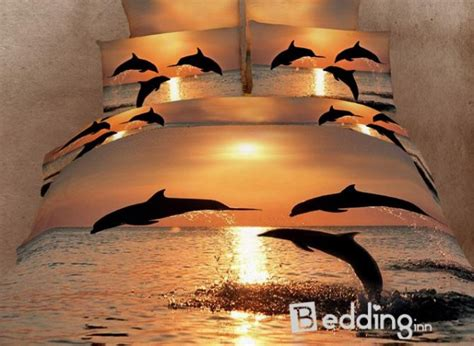 dolphin bedding 15 unique 3d bedding set designs