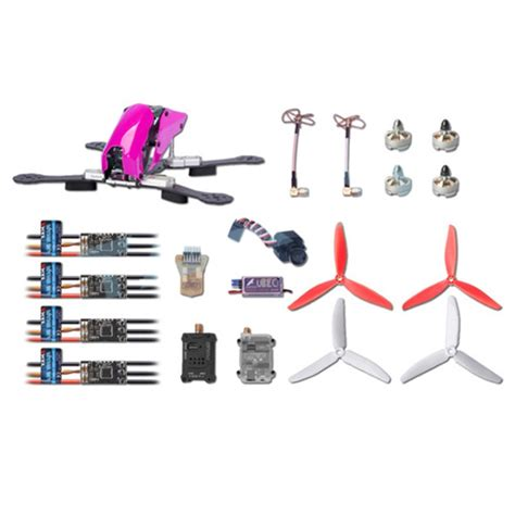New Tarot 280 Through Fpv Kit Carbon Fiber Version Tl280c tarot robocat 280 fpv carbon fiber quadcopter kit tl250c 1806 motor emax nano 12a esc mini cc3d