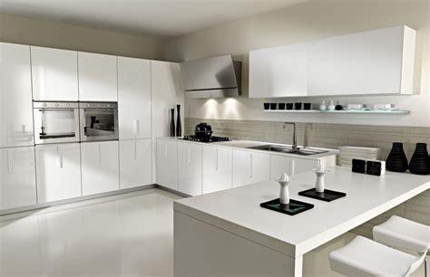 modern white kitchen ideas 33 modern white contemporary and minimalist kitchen designs