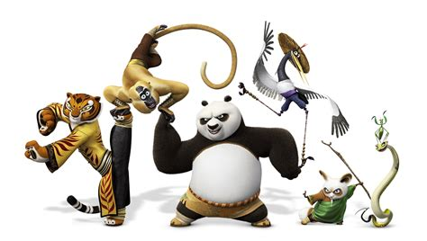 Kaos 3d Kungfu Panda White png kung fu transparent kung fu png images pluspng