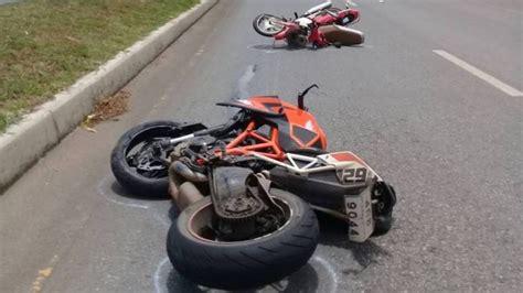 Motorrad Unfall Ktm by Ausl 228 Nder Und Einheimischer Kommen Bei Einem Motorrad