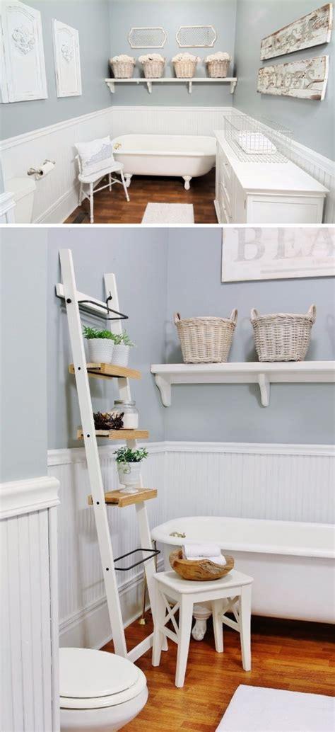 Rustic Chic Bathroom Ideas by Rustic Farmhouse Bathroom Ideas Hative