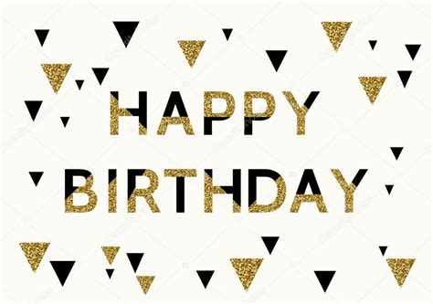 happy birthday minimal design happy birthday card design stock vector 169 ivaleks 112189968
