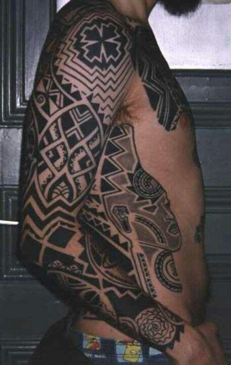 african pattern tattoo african tattoos tatted up pinterest africans