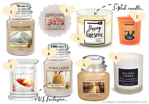 best candle scent katiebeautyshake autumn candles the best scents