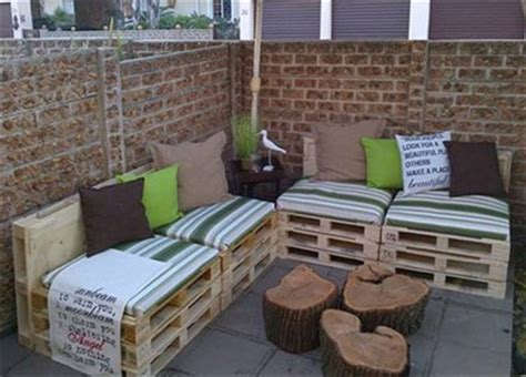patio furniture made with pallets best pallet patio furniture for your home pallet