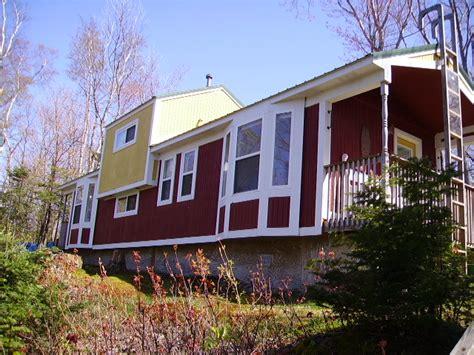 Lake Superior Cabin Rentals Michigan by Lake Superior Cottage Rental Caboose Cottage Cabin Deer Park Michigan