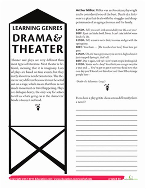 the school of doing lessons from theater master gerald freedman books what is drama worksheet education