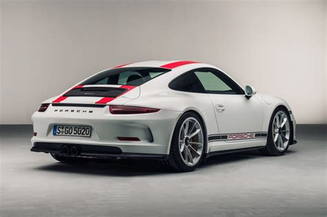 cost of porsche 911 new porsche 911r revealed the purist s choice by car