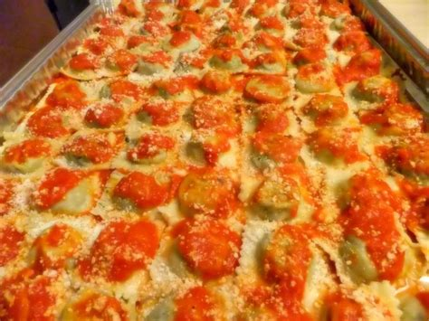 food for a crowd easy party food for a crowd for all your ravioli for a crowd proud italian cook