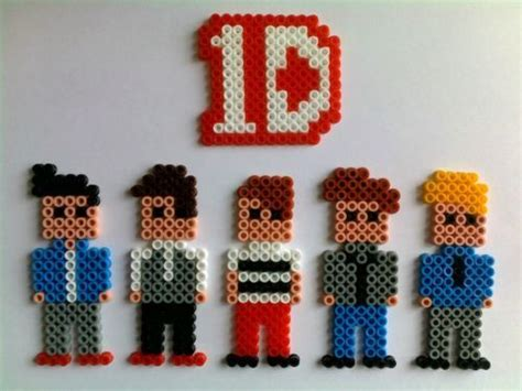 one direction perler 17 best images about hama on deer hama