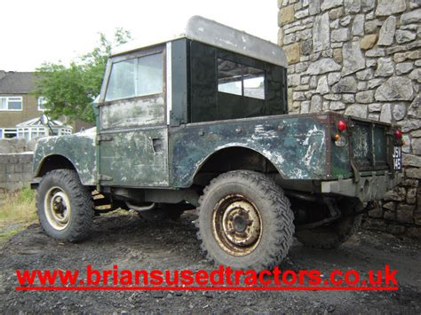 series 1 land rovers for sale brian s used tractors used tractors tractors for sale