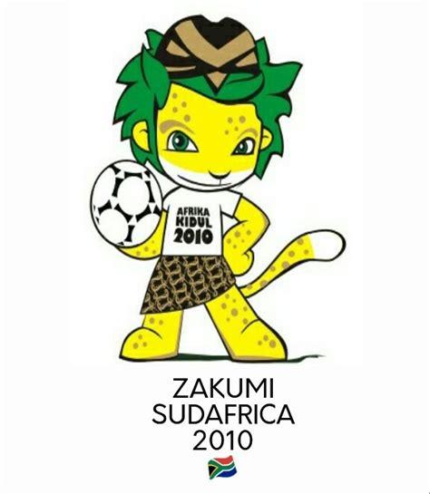 daftar maskot fifa world cup bpflash