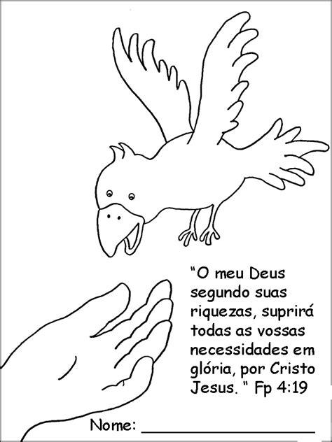DESENHOS BÍBLICOS PARA COLORIR → 55 Imagens da Biblia