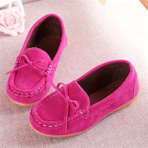 comfortable attractive shoes boys comfortable casual peas kids cute shoes flats bow