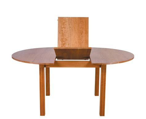 butterfly leaf table from treske