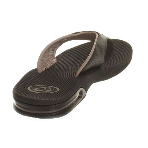 mens reef fanning flip flops sale reef flip flops deals on 1001 blocks