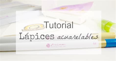 tutorial bìa scrapbook a qu 233 huele el scrap tutorial como usar l 225 pices acuarelables