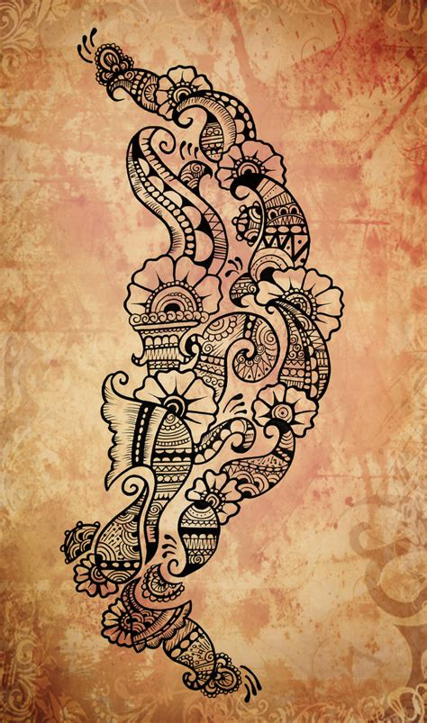 tattoo design henna
