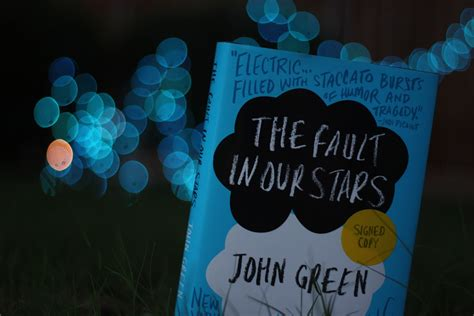 the fault in our stars by john green reviews discussion q a the fault in our stars author john green the 412
