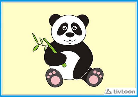 gambar animasi hewan panda apps directories