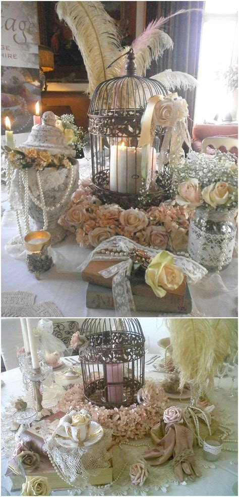 Top Tips ? Non Flower Centerpieces   Wedding decor