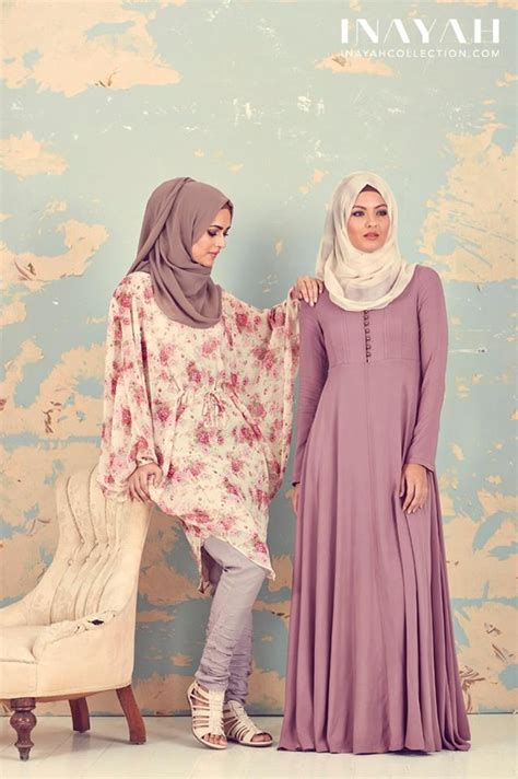 Dress Muslim Elvisa Set Https Www Inayah Collection Styles