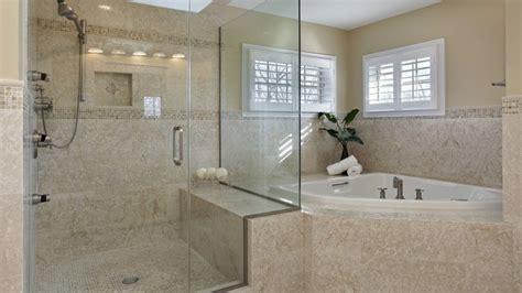 Luxury showers walk in amp open showers