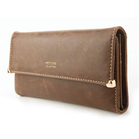 Fossil Zip Clutch Pink Multi Dompet Original Authentic Asli O s fashion clutch matte leather wallet card