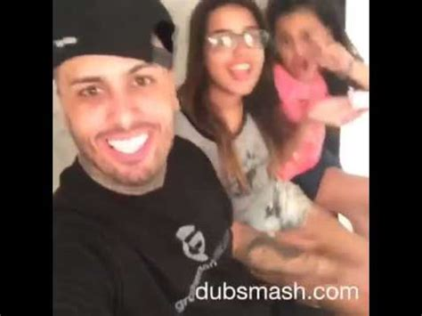 nicky jam y su esposa youtube nicky jam y su hija 2015 youtube