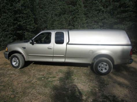 f150 long bed find used 1999 ford f 150 xlt super cab long bed 4wd v8