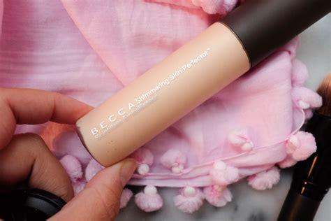 Becca Skin Perfektor 1 becca luminizing skin perfector the stripe