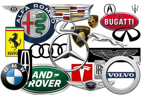 car brands   luxury counterparts  ways