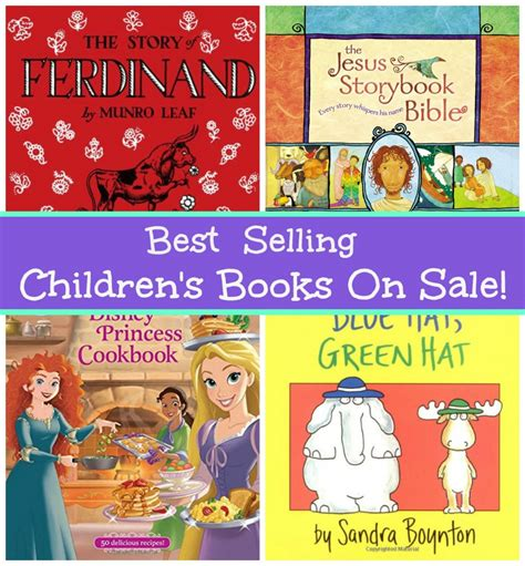 best selling picture books 10 best selling children s books on sale 40 or more