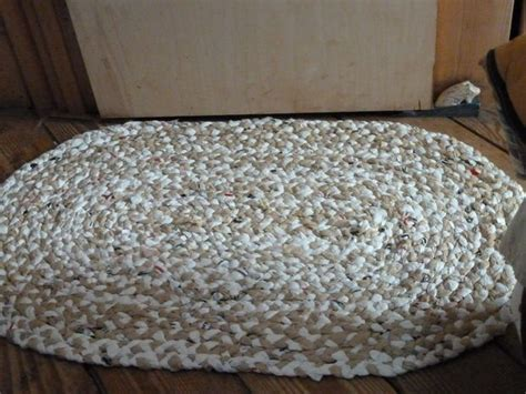 how to make a rug from plastic grocery bags grocery bags
