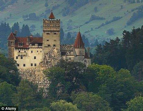 vlad the impalers castle prince charles says his ancestry can be traced back to