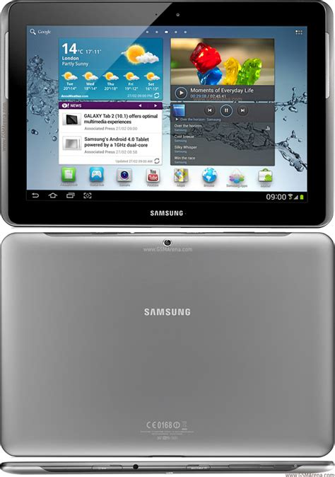Samsung Tab P5100 Samsung Galaxy Tab 2 10 1 P5100 Pictures Official Photos