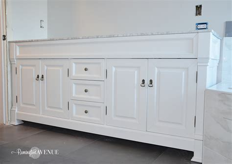 How To Replace Bathroom Vanity How To Install Bathroom Vanity Installing A Bathroom Vanity Hgtv Install Bathroom Vanity