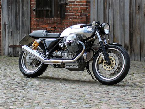Motorcycle Apparel Germany by Moto Guzzi Le Mans Iii Cafe Racer By Motor Germany