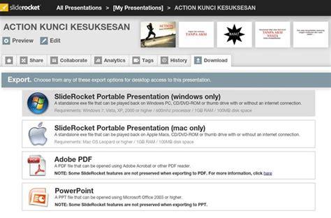 membuat video presentasi online membuat presentasi online dengan sliderocket presentasi